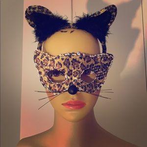 Cheetah cat accessories 🐱
